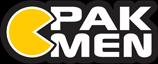 Pakmen Volleyball Logo